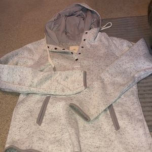 Thread and supply hoodie